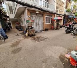 Hẻm xe hơi vi vu Điện Biên Phủ Bình Thạnh 2 tầng 21m2 không quy hoạch lộ giới...